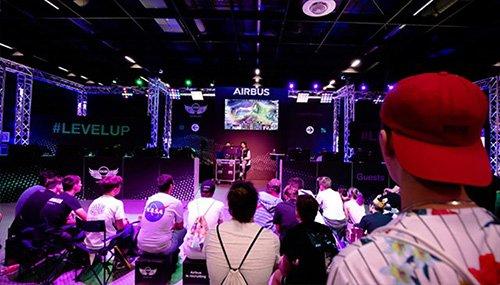 Airbus Gamescom
