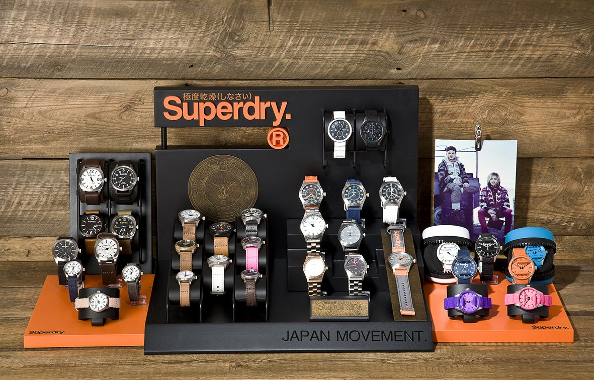 Superdry POS